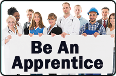 Be an Apprentice